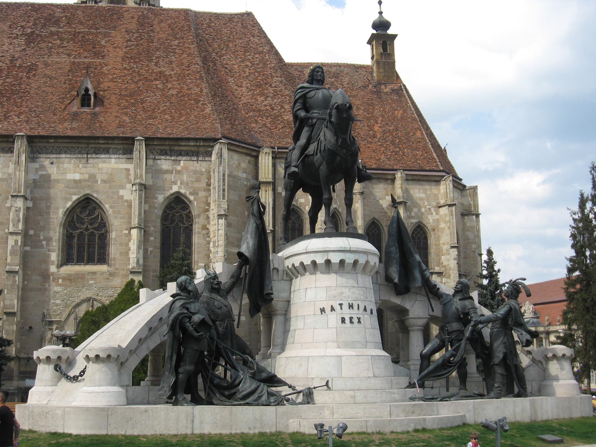 Sa ne cunoastem tara: Cluj Napoca