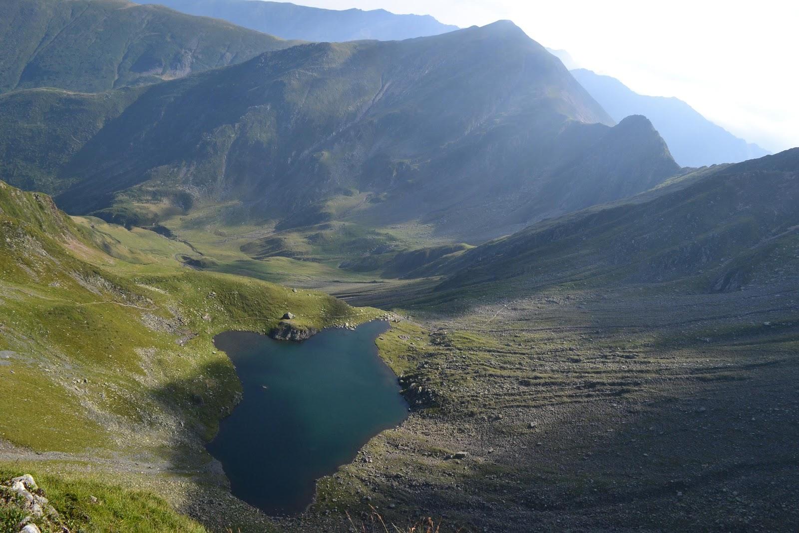 Sa ne cunoastem tara: Barajul Gura Raului – Lacul Avrig