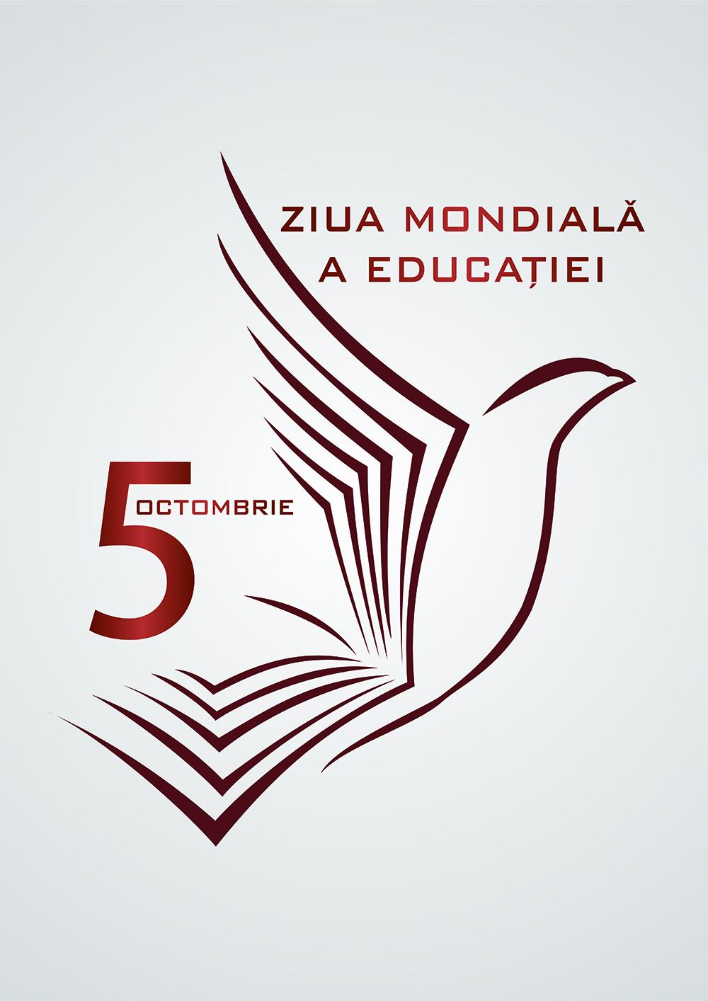 5 octombrie: Ziua Mondială a Educației