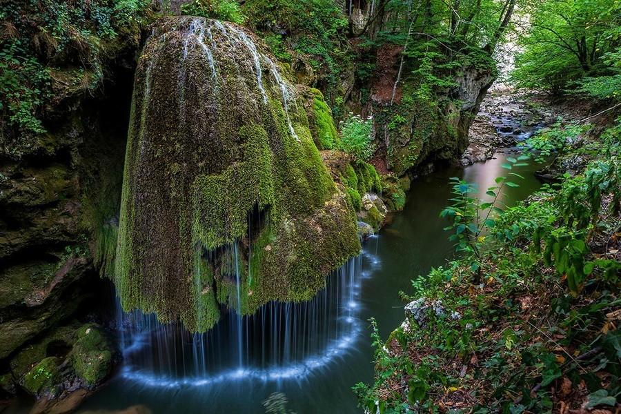 Să ne cunoaștem țara: Cascada Bigăr din Caraș-Severin