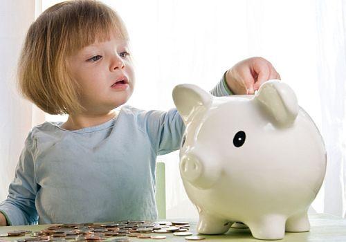 Banii de buzunar pentru copil