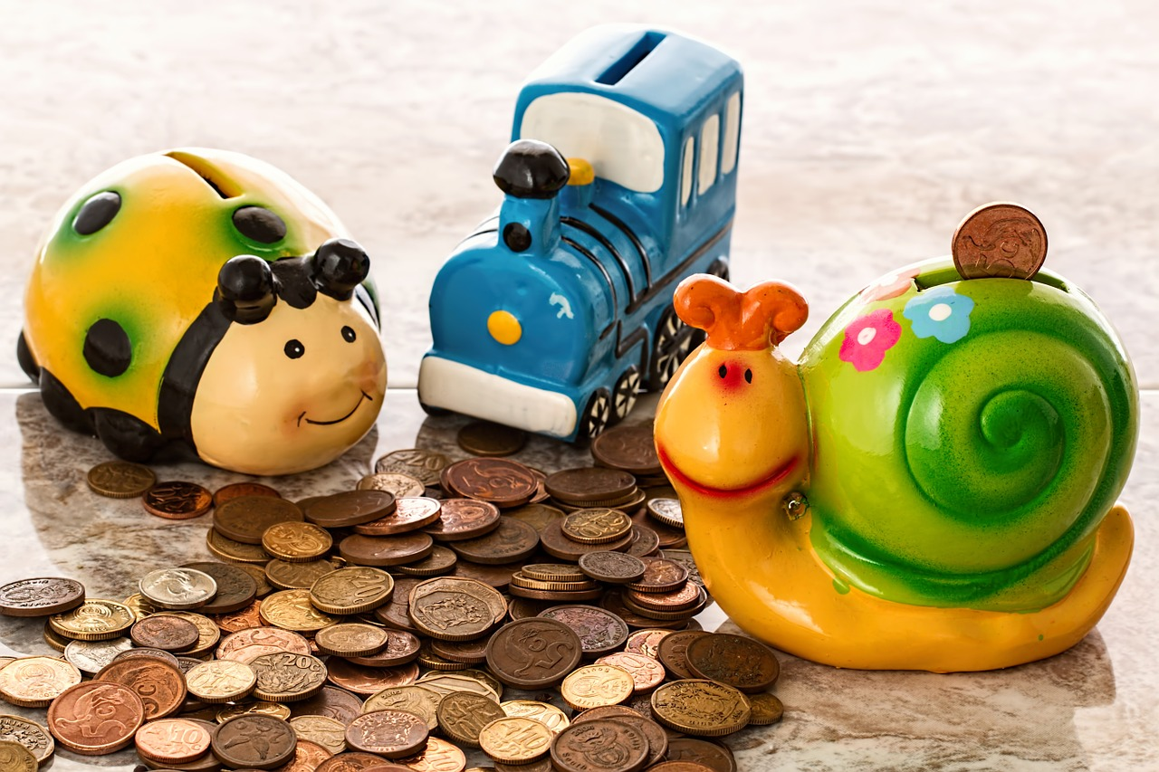 Bani de buzunar pentru copilul tau: Ghid pe varste